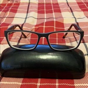 Jeans Club eyeglasses.